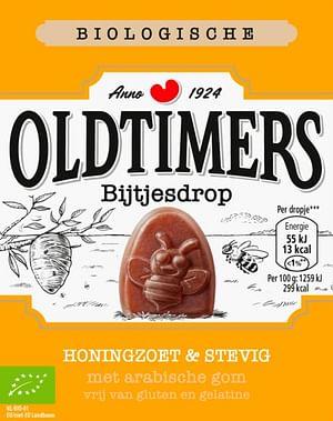 Oldtimers Honing Zoete Bijtjes Drop