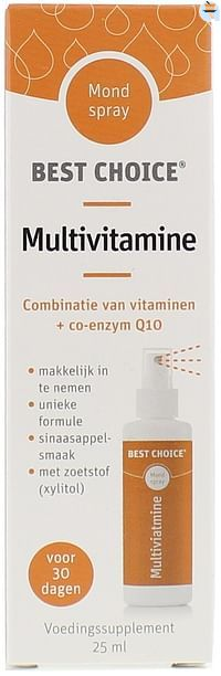 Best Choice Multivitamine Spray-Best Choice