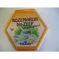 De Traay Zeep Rozemarijn met Stuifmeel 100G-de Traay