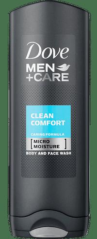Dove Men+Care Clean Comfort Shower Gel-Dove