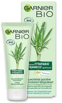Garnier Bio Citroengras Balancerende Dagcrème-Garnier