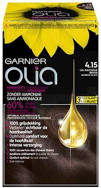 Garnier Olia 4.15 Ijs-Kastanje Bruin-Garnier