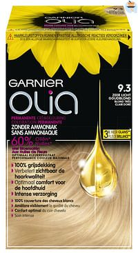 Garnier Olia 9.3 Zeer Licht Goudblond-Garnier