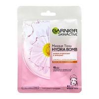 Garnier SkinActive Tissue Gezichtsmasker Hydraterend&Kalmerend-Garnier