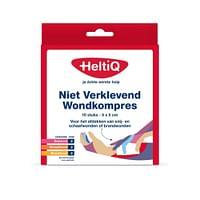 Heltiq Niet Verklevend Wondkompres 5 x 5 cm 10 stuks-Heltiq