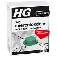 6x HG X Mierenlokdoos 2 stuks-HG