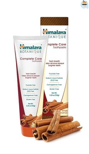 Himalaya Herbals Tandpasta Complete Care Kaneel