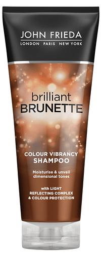John Frieda Brilliant Brunette Colour Vibrancy Shampoo-John Frieda