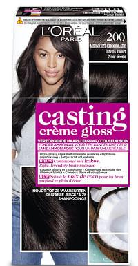 L'Oréal Paris Casting Crème Gloss 200 Midnight Chocolate-Paris
