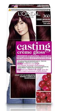 L'Oréal Paris Casting Crème Gloss 360 Cherry Chocolate-Paris