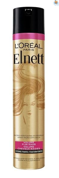 L'Oréal Paris Elnett Satin Volume Sterke Fixatie-Paris