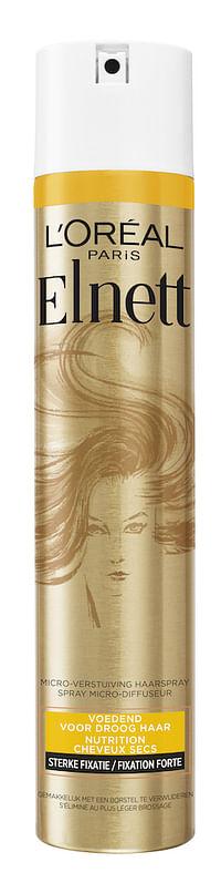 L'Oréal Paris Elnett Voedend Sterke Fixatie Haarspray-Paris