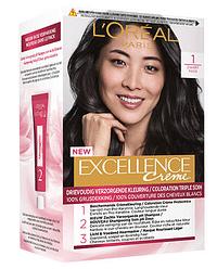 L'Oréal Paris Excellence 1 Zwart-Paris