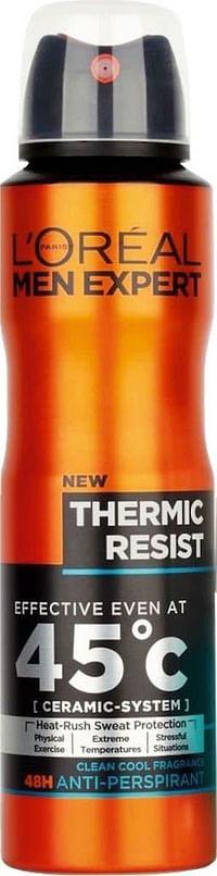 L'Oréal Paris Men Expert Deospray Thermic Resist-Paris