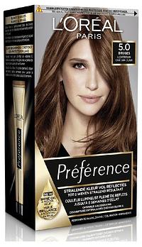 L'Oréal Paris Preference 5 Bruges Lichtbruin-Paris