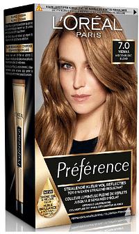 L'Oréal Paris Preference 7 Vienna Middenblond-Paris