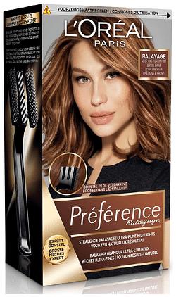 L'Oréal Paris Preference Balayage Lichtbruin Tot Bruin