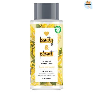 Love Beauty and Planet Conditioner Coconut Oil en Ylang Ylang 400 ml
