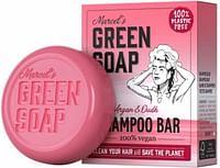 Marcels Green Soap Argan & Oudh Shampoobar-Marcel