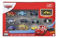 Auto Disney Cars Variety 10-pack-Mattel