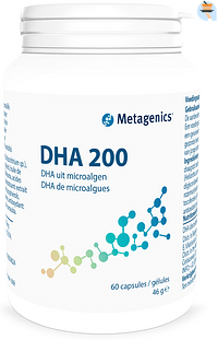 Metagenics DHA 200 Capsules-Metagenics