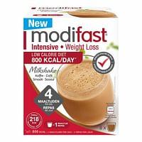 8x Modifast Intensive Milkshake Koffie 8 x 55 gr-Modifast