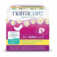 Natracare Maand Ultra Extra Normaal 12 stuks-Natracare
