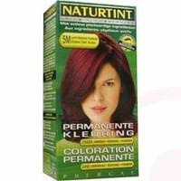 Naturtint Permanente Haarkleuring 5M Licht Mahoniekastanje-Naturtint