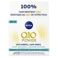 Nivea Anti-Rimpel Dagcreme Q10 Lichte Textuur 50 ml-Nivea