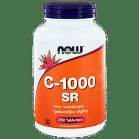 NOW C-1000 SR Rozenbottel Tabletten-Snowmelt