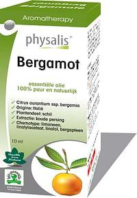 Physalis Aromatherapy Bergamot-Physalis