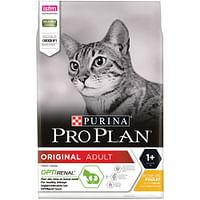 4x Pro Plan Optirental Original Adult Kip - Rijst 3 kg-Pro Plan