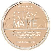 Rimmel London Poeder Stay Matte 003 Peach Glow-Rimmel