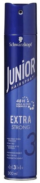 Schwarzkopf Junior Hairspray Extra Strong-Schwarzkopf