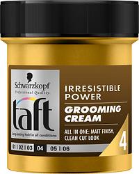 Schwarzkopf Taft Cream Irresistible Power Grooming-Schwarzkopf