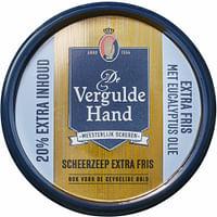 6x Vergulde Hand Scheerzeeptablet Extra Fris 75 gr-De Vergulde Hand