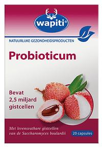 Wapiti Probioticum Capsules-Wapiti