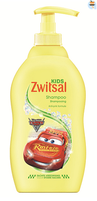 Zwitsal Shampoo Kids Cars-Zwitsal