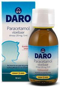 Daro Vloeibare Paracetamol-Daro