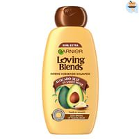 6x Garnier Loving Blends Avocado Karite Shampoo 300 ml-Garnier