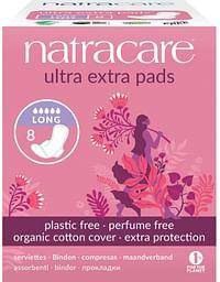Natracare Ultra Extra Pads Long Maandverband-Natracare