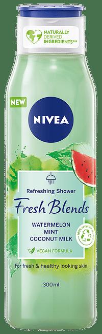 Nivea Fresh Blends Watermelon Mint Coconut Milk-Nivea