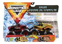 Spin Master Monster Truck Monster Jam Northern Nightmare & Earth Shaker-Spin Master