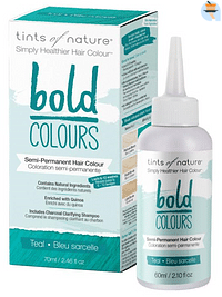 Tints Of Nature Bold Colours Teal-Nature