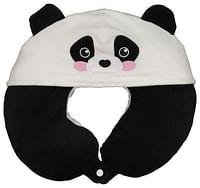 HEMA Nekkussen Met Capuchon Panda-Huismerk - Hema