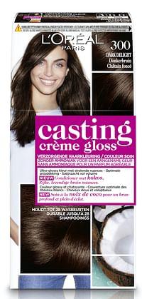 L'Oréal Paris Casting Crème Gloss 300 Dark Delight-Paris