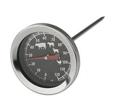 Metro Professional Vleesthermometer 14,5 x Ø 5,2 cm zilver