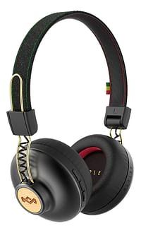 House of Marley Bluetooth hoofdtelefoon Positive Vibration II Rasta-Marley