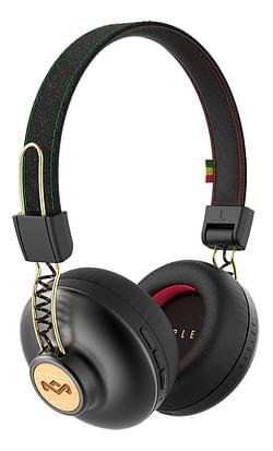 House of Marley Bluetooth hoofdtelefoon Positive Vibration II Rasta