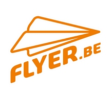 flyer.be Logo
